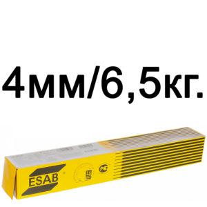 Электроды ОЗС-12 ESAB 4мм 6,5кг