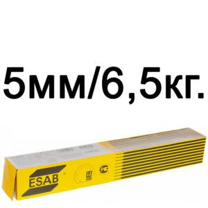 Электроды ОЗС-12 ESAB 5мм 6,5кг